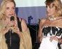 Simona Izzo durante la serata di gala
