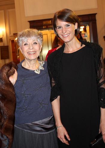 Erminia Manfredi e Michela di Biase