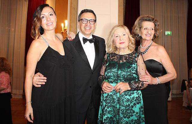 Francesca Angelone, Nino Graziano, Biancamaria Caringi Lucinelli e Laura Azzali Tomaro