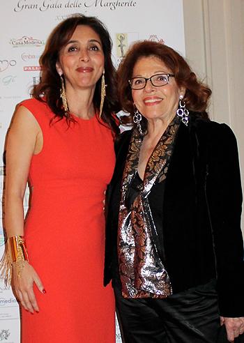 Giorgia Giacobetti e Valeria Fabrizi