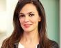 Maria Grazia Cucinotta anche lei presente all'evento di primavera della TKD Star Fit Parioli