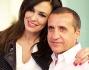 Maria Grazia Cucinotta insieme a Vito Toraldo