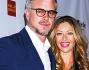 Eric Dane e Rebecca Gayheart ai GLAAD Media Awards 2014