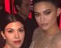 Kourtney Kardashian e Kylie Jenner