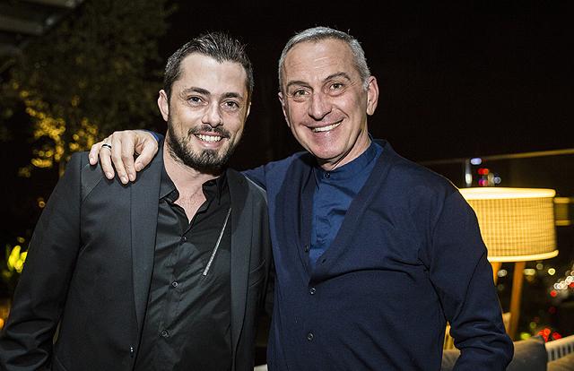 Andrea Graffagnini e Domenico Zambelli