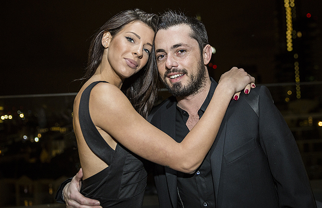 Giulia Calcaterra e Andrea Graffagnini