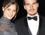 Giusy Buscemi ed il fidanzato al Gran Ballo Viennese 2013