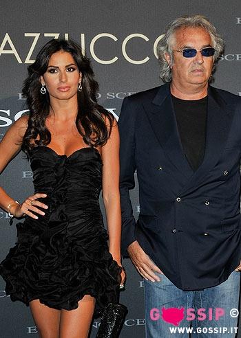 Flavio Briatore con Elisabetta Gregoraci - Foto e Gossip