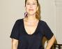 Michela Andreozzi alla presentazione della nuova stagione 2014/2015 alla Sala Umberto