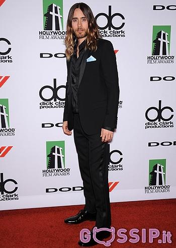Le celebrità sul red carpet degli hollywood film awards 2013: foto