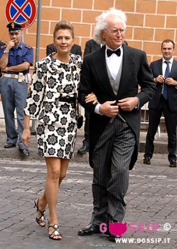 madre Encogimiento De alguna manera  Il matrimonio dell'anno: Elisabetta Gregoraci e Flavio Briatore sposi a  Roma - Foto e Gossip