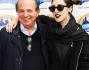 Giancarlo Magalli con la figlia Manuela
