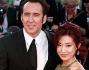 Nicolas Cage ed Alice Kim alla 70esima Mostra del Cinema Internazionale di Venezia