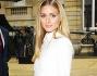 Olivia Palermo alla sfilata di Valentino per la Fashion Week di Parigi