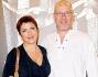 Rosanna Banfi con Fabio all\'anteprima di \'Harry Potter e i doni della morte - parte seconda\'