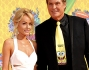Hayley Roberts e David Hasselhoff ai Kids' Choice Awards 2014