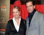 Catherine Spaak con il figlio