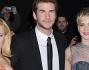 Elizabeth Banks, Josh Hutcherson, Jennifer Lawrence e Liam Hemsworth