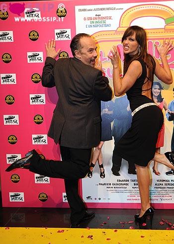 Maurizio casagrande con roberta giarrusso foto e gossip - La valigia sul letto film ...