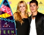Gregg Sulkin e Bella Thorne ai Teen Choice Awards 2015