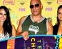Jordana Brewster, Vin Diesel e Michelle Rodriguez