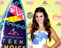 Lea Michele premiata ai Teen Choice Awards 2015