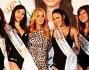 Loredana Lecciso con le Miss del concorso