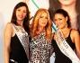 Loredana Lecciso con le Miss vincitrici