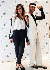 Tanti vip a Milano per l'apertura di M Collective Store: le foto