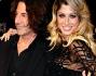 Pioggia di flash per Maddalena Corvaglia e Stef Burns all'evento mondano di Milano
