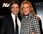 Roberto Alessi insieme alla moglie