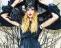 Alessia Fabiani all'anteprima di Maleficent a Milano pellicola diretta da Robert Stromberg