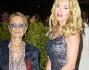 Valeria Marini con la madre Gianna Orru
