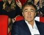 Massimo Giletti alla Casa del Cinema affianco alla sua Angela