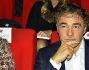 Massimo Giletti in sala con la sua Angela