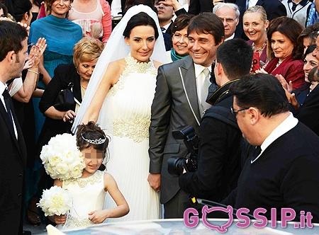 Antonio Conte ed Elisabetta Muscarello - Foto e Gossip