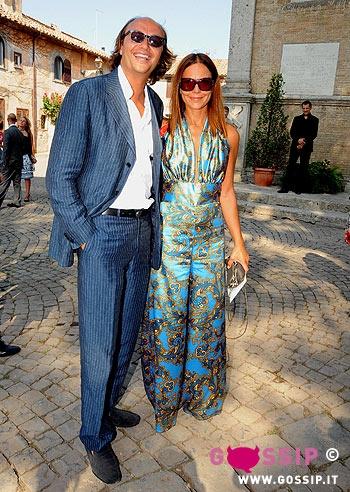 Matrimonio Pasquale Romano : Pasquale romano con alessia foto e gossip