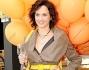 Marta Zoffoli all\'inaugurazione del Vinoforum