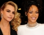 Rihanna, Cara Delevingne e Stella McCartney