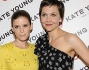 Maggie Gyllenhaal e Kate Mara
