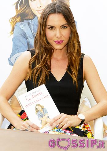 Micol Olivieri presenta il suo libro 'Le donne della mia vita'