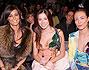 Manuela Arcuri, Aida Yespica e Vanessa Kelly a Milano Moda Donna