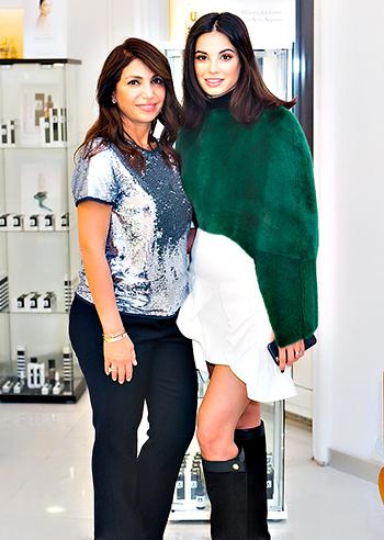 Francesca Chillemi e Mimi Luzon