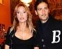 Annalisa Minetti con il marito Gennaro Esposito alla presentazione di 'Miss Italia Sport'