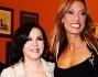 Annalisa Minetti e Patrizia Mirigliani alla presentazione di \'Miss Italia Sport\'