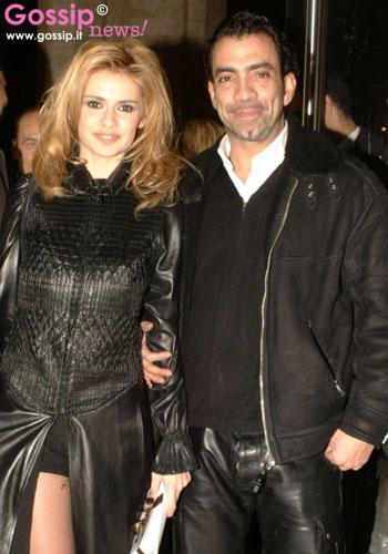 Deborah Caprioglio e Guillermo