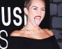 Miley Cyrus rock ed aggressiva sul red carpet di Brooklyn