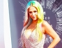 Kesha sul red carpet degli MTV Video Music Awards 2014