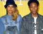 Helen Lasichanh e Pharrell Williams