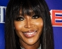 Naomi Campbell alla premiere del nuovo talent show The Face